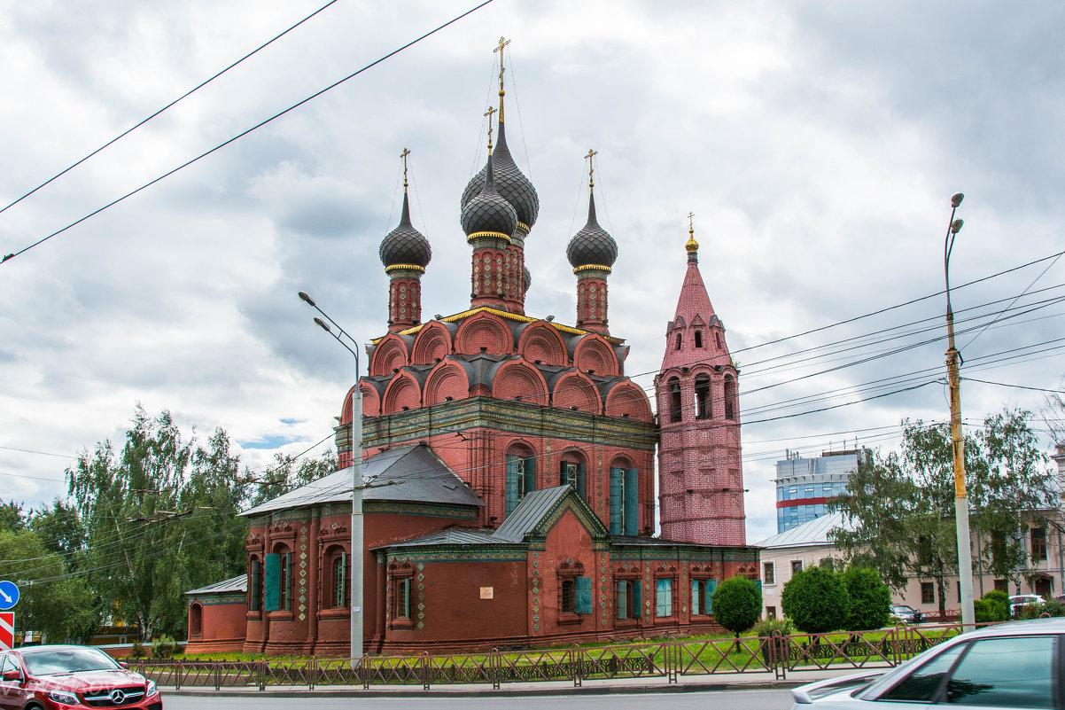 Ярославль - Виктор Орехов