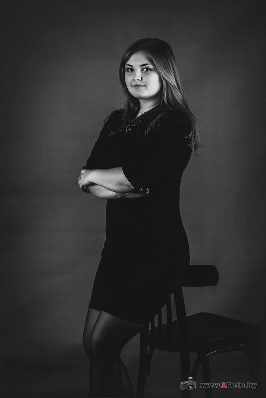 Ч/Б - Евгений Третьяков