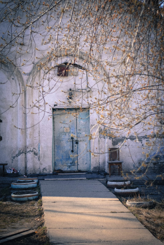 Старая баня - Анна