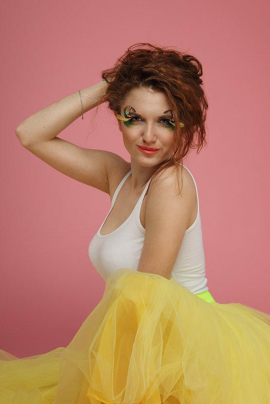 Рыжеволосая кокетка - Olga Volkova