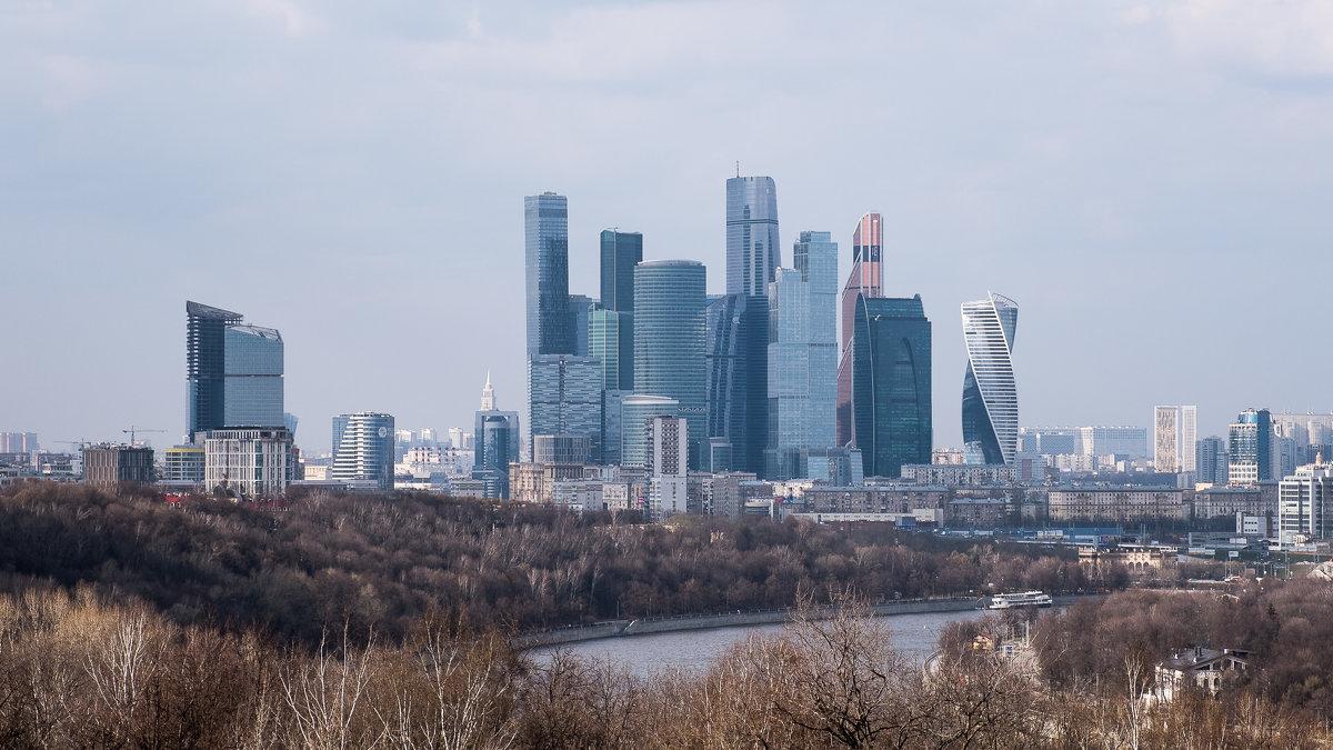 Москва-сити - Андрей Илларионов