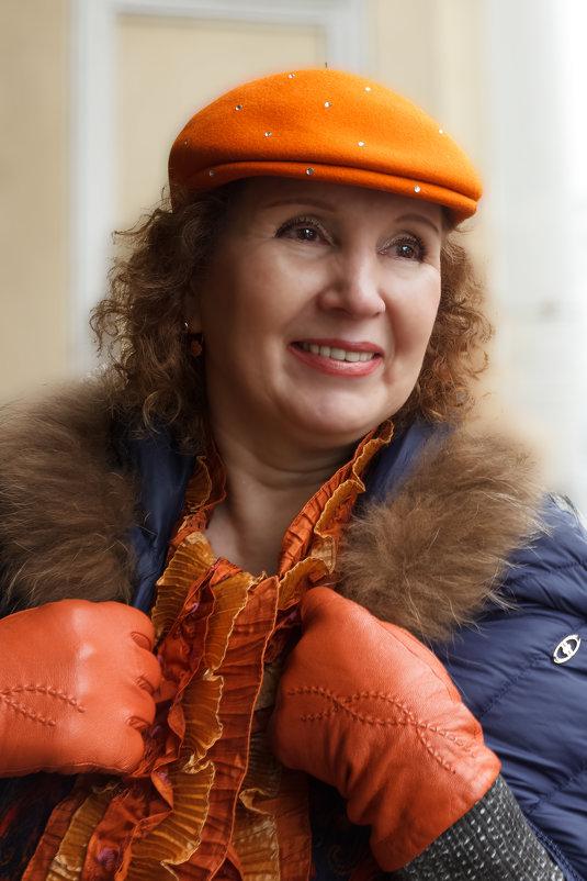Оранжевый фэшн - Алексей Корнеев