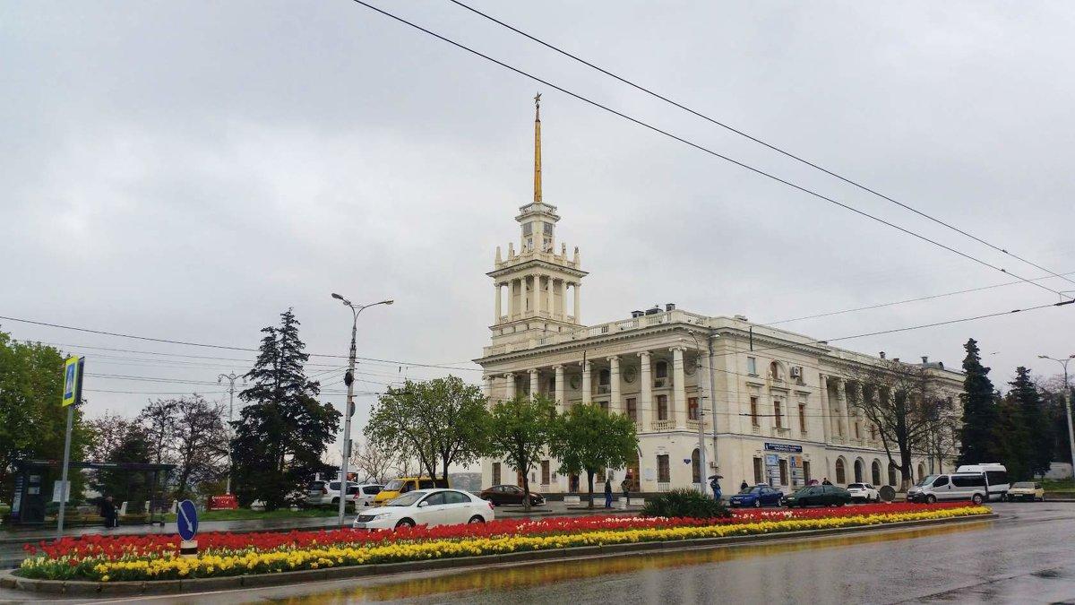 Весна в Севастополе - Виктория Калицева