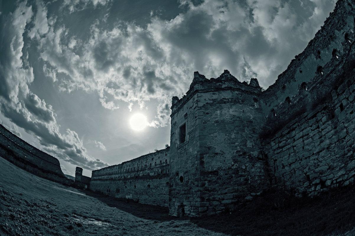 Старосельский замок. - Юрий Гординский