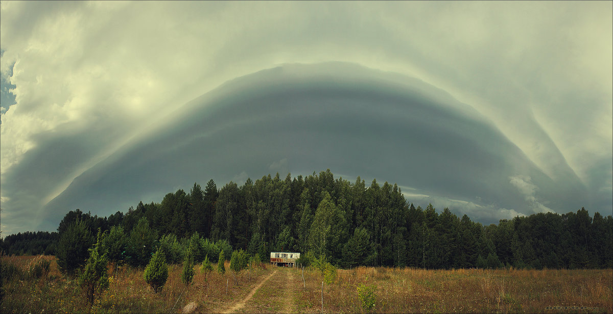 Налетела летом туча.. - Алексей Макшаков