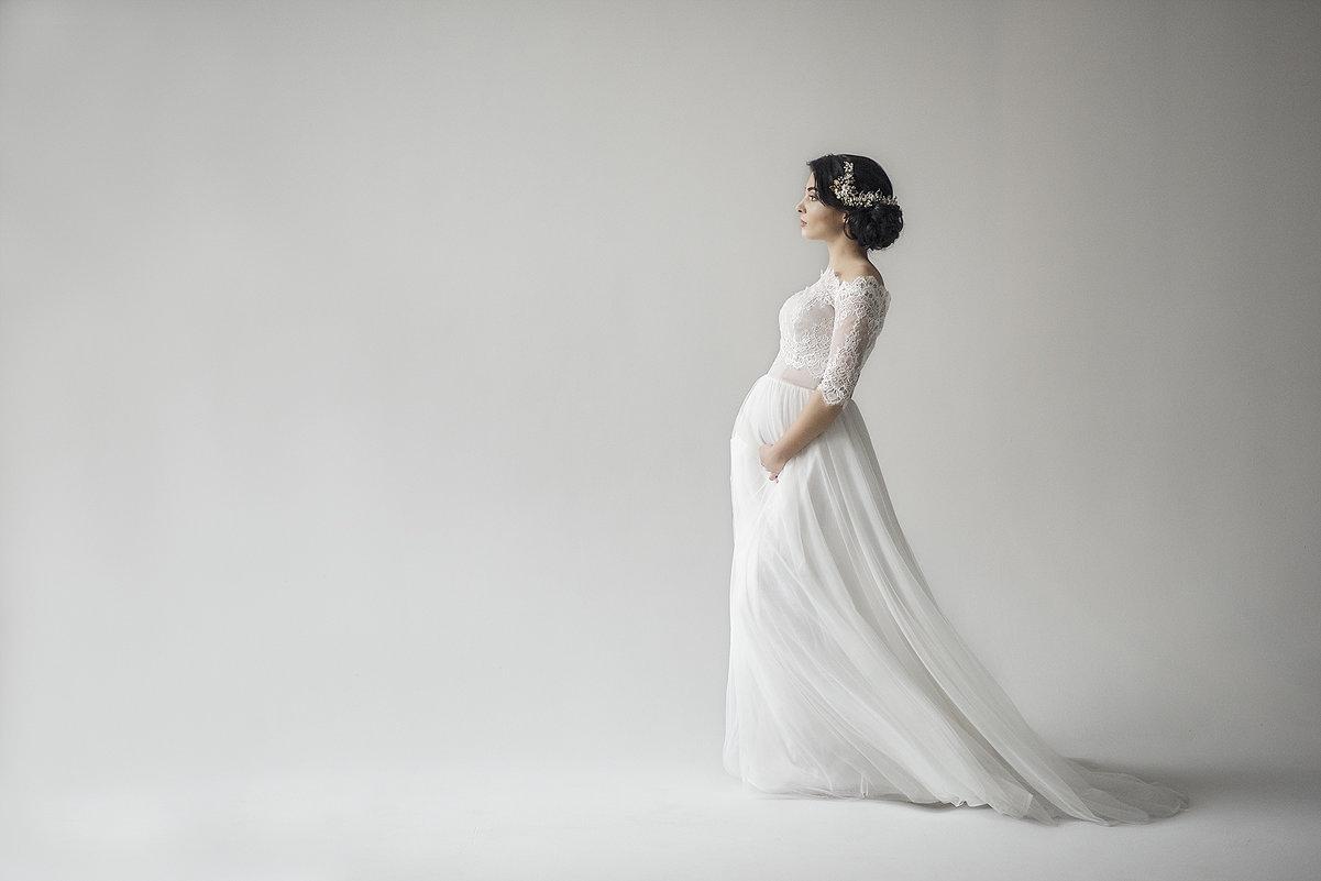 Беременность Марии в стиле Fine Art - Juli Ameli