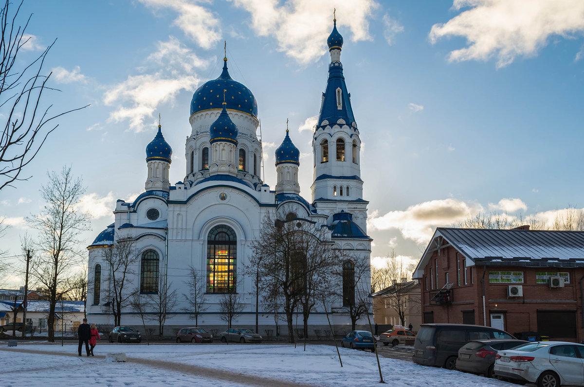 Покровский собор в Гатчине (2) - Владимир Демчишин