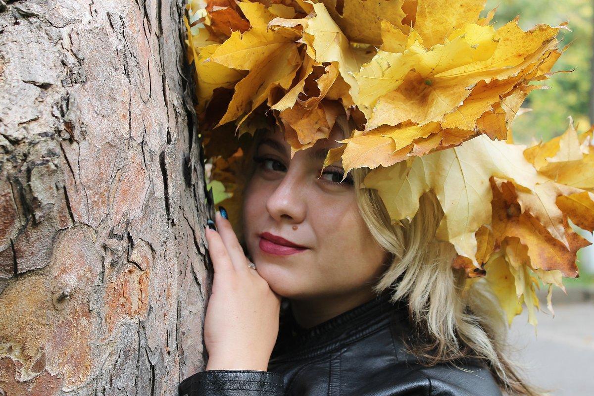 Осень. - ЕВГЕНИЯ