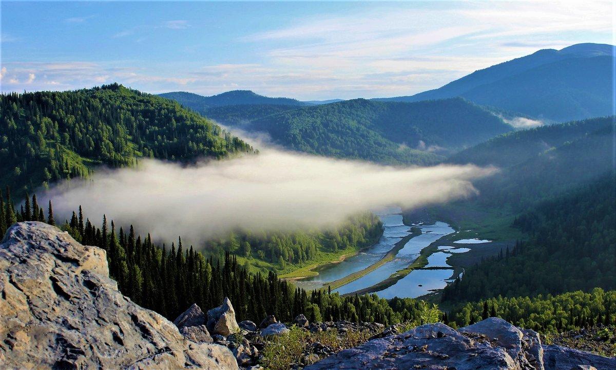Облачко над рекой - Сергей Чиняев