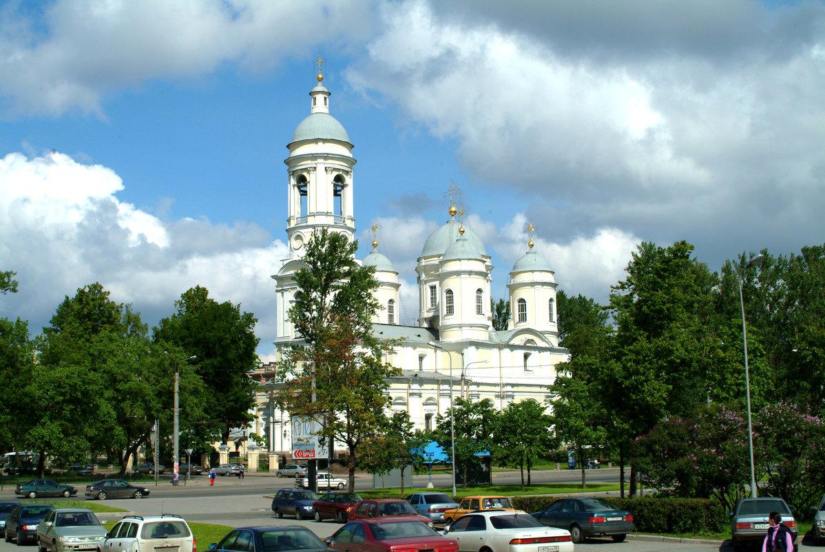 Князь-Владимирский  собор - Валерий Подорожный