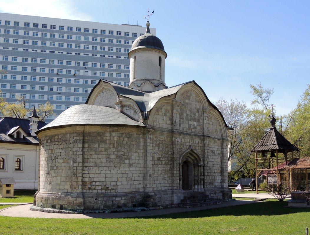 Церковь Трифона мученика в Напрудном - Александр Качалин