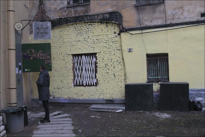 Старинная улица - galina bronnikova