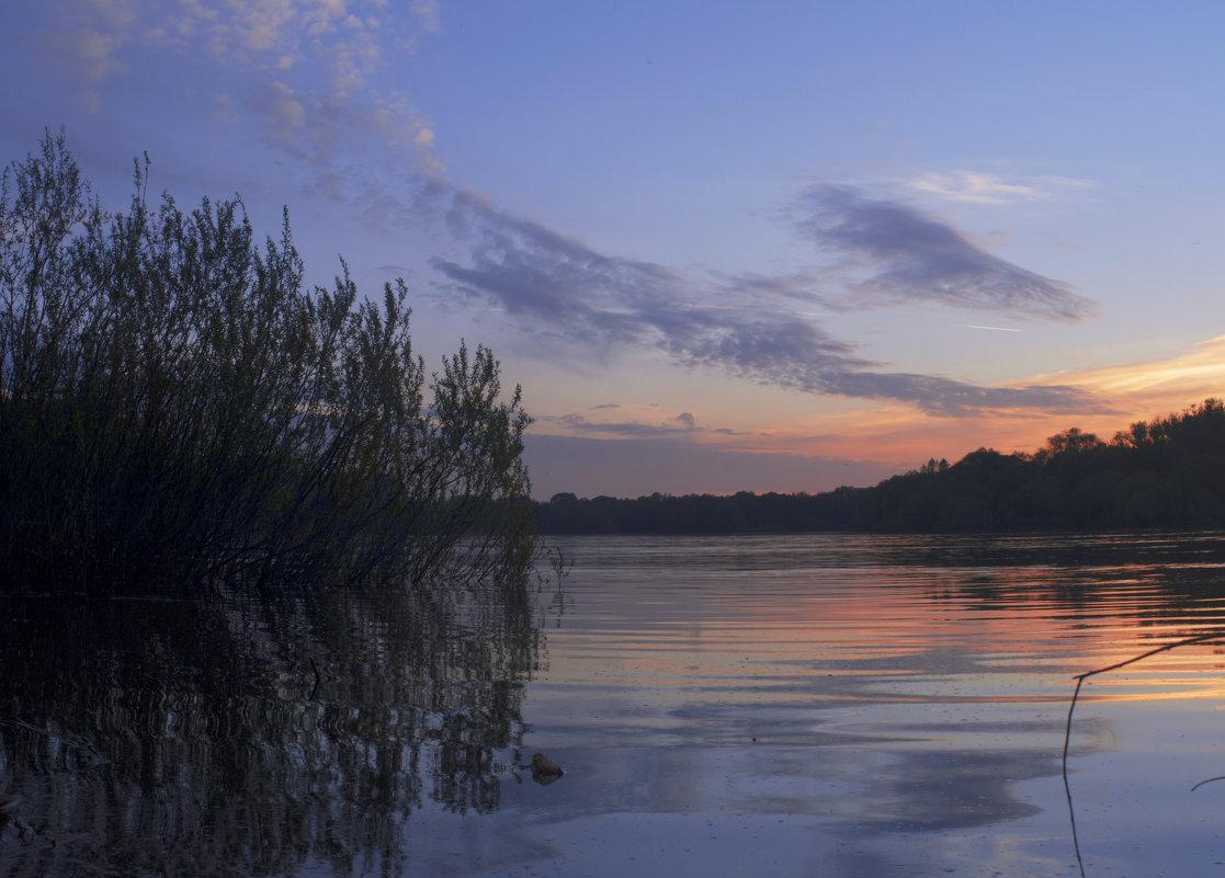Яркие краски майского заката - Константин Тимченко