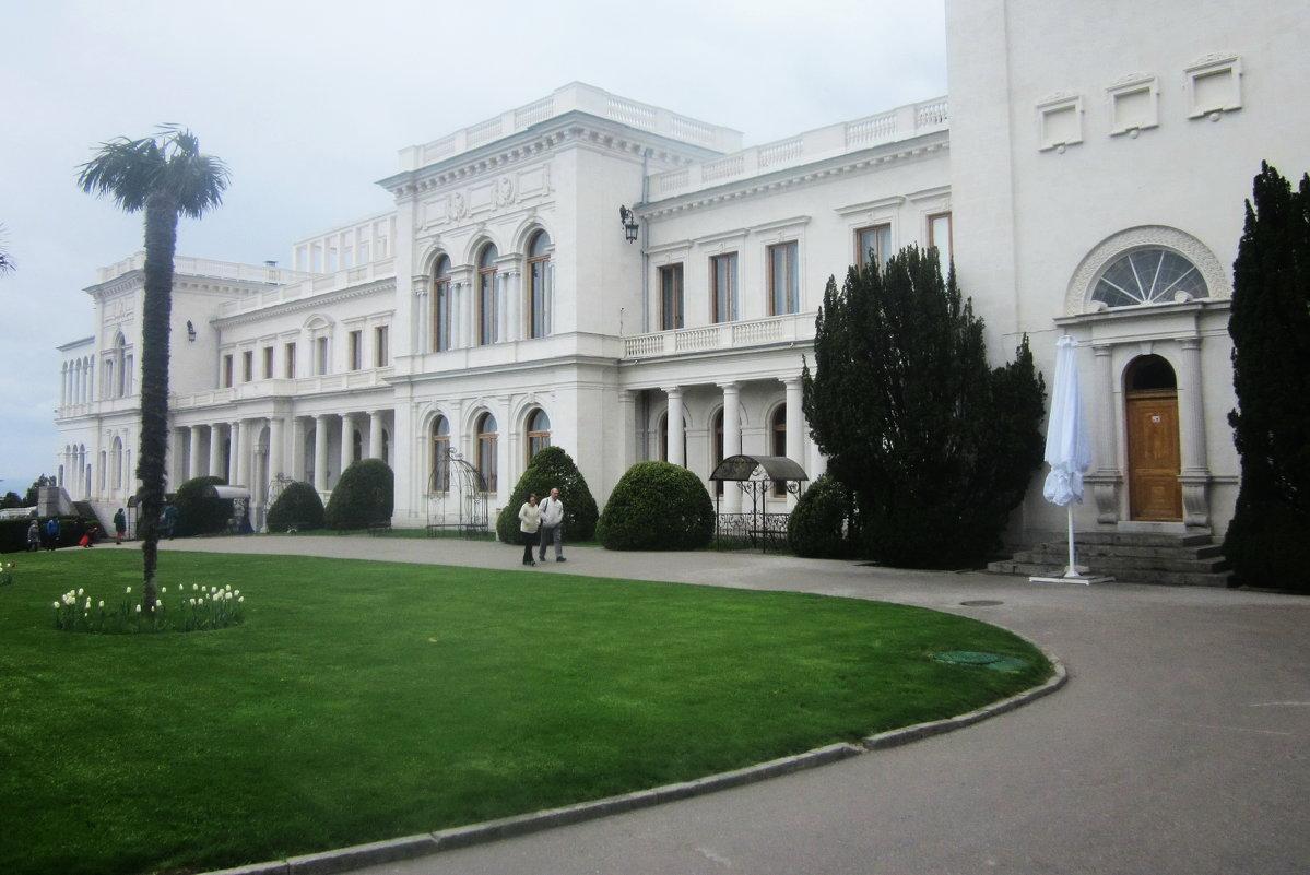 Крым. Ливадийский дворец - татьяна