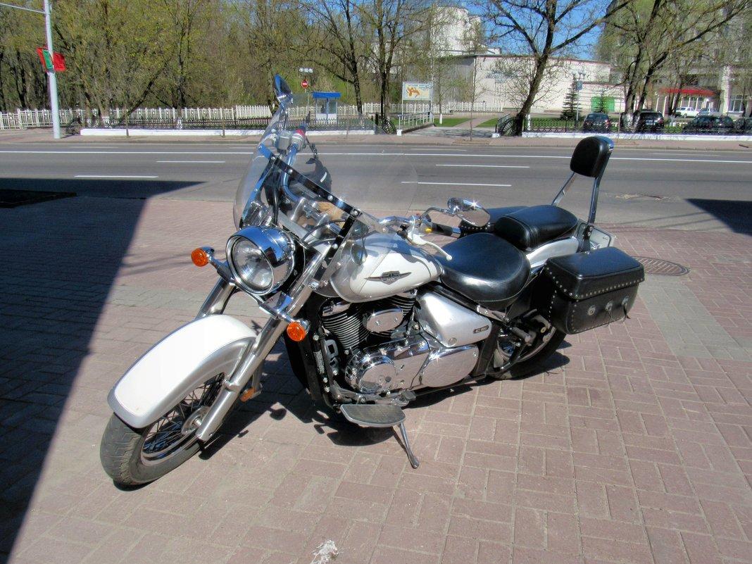 Мотоцикл - Падонагъ MAX