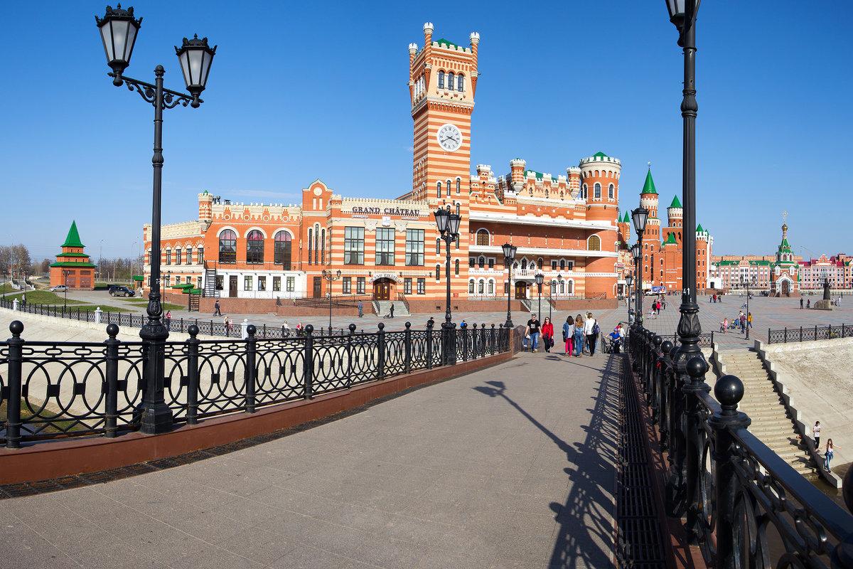 Прогулка по центру города - Kogint Анатолий