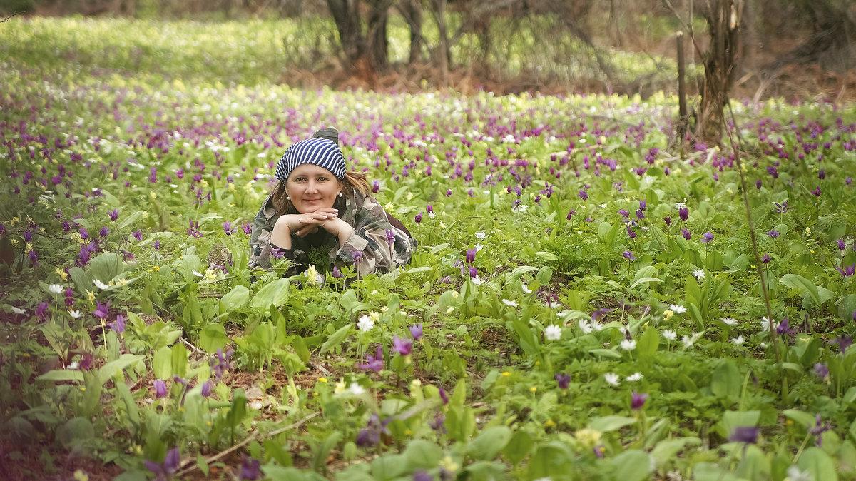 Весенний лес - Olga Rosenberg