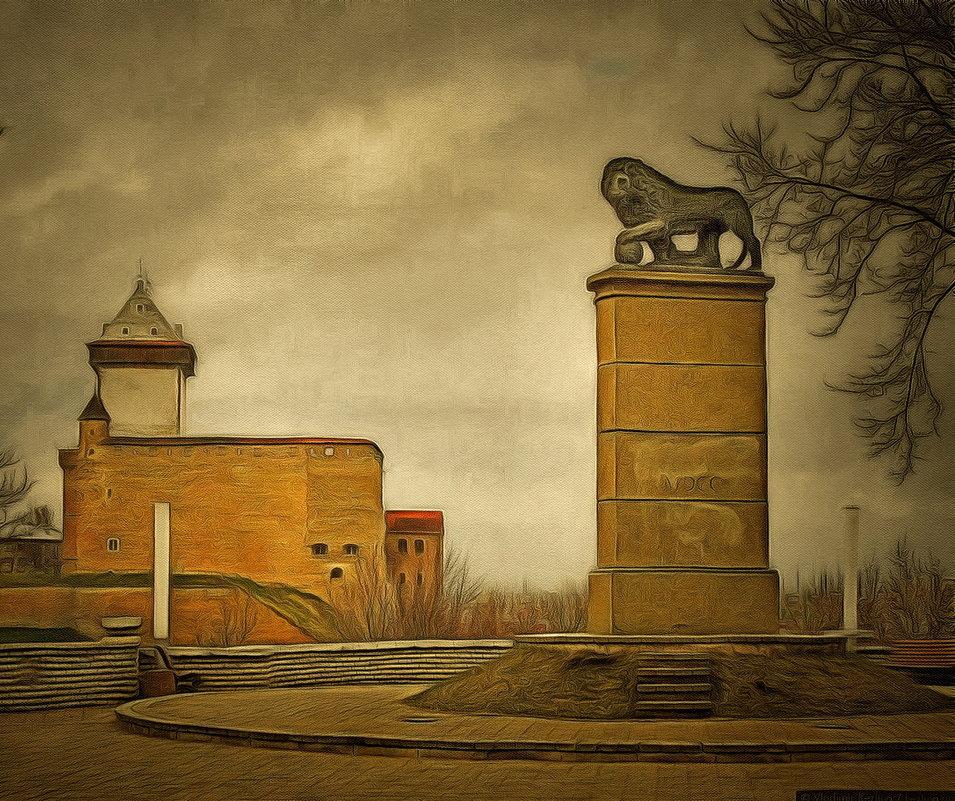 Там память ищет дороги.... - Tatiana Markova