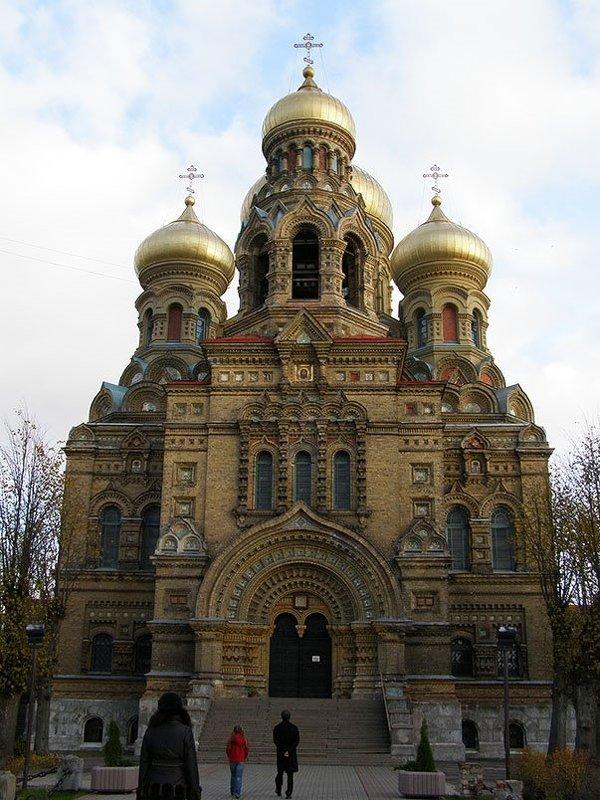 Свято-Никольский морской собор - Анна Воробьева