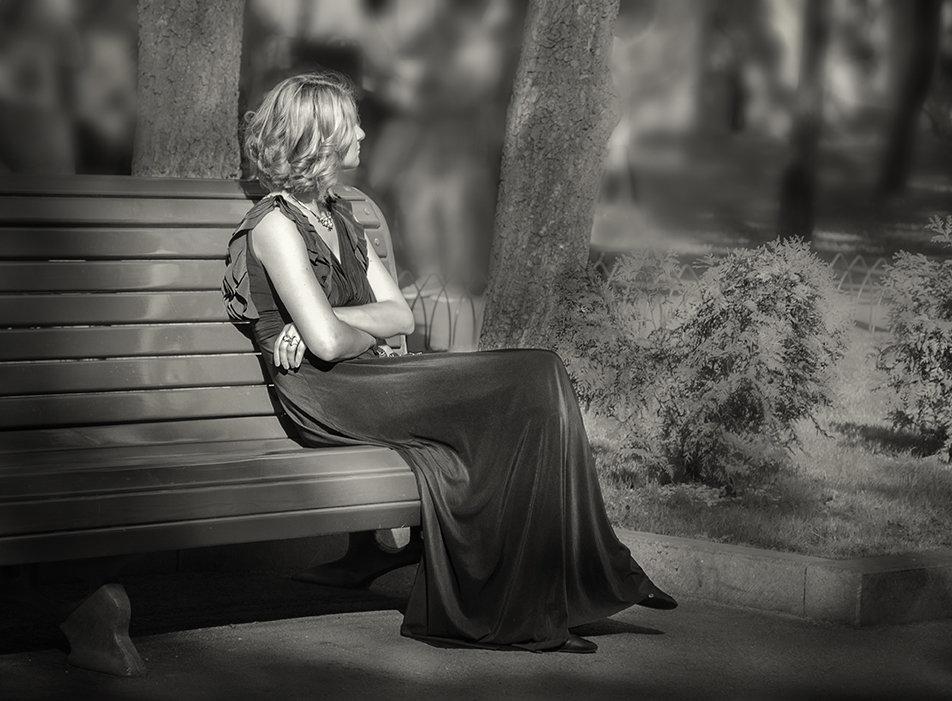 В ожидании - Лидия Цапко