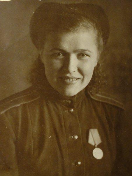 Журавлева Анна Павловна. (1920-2014) - Татьяна Помогалова