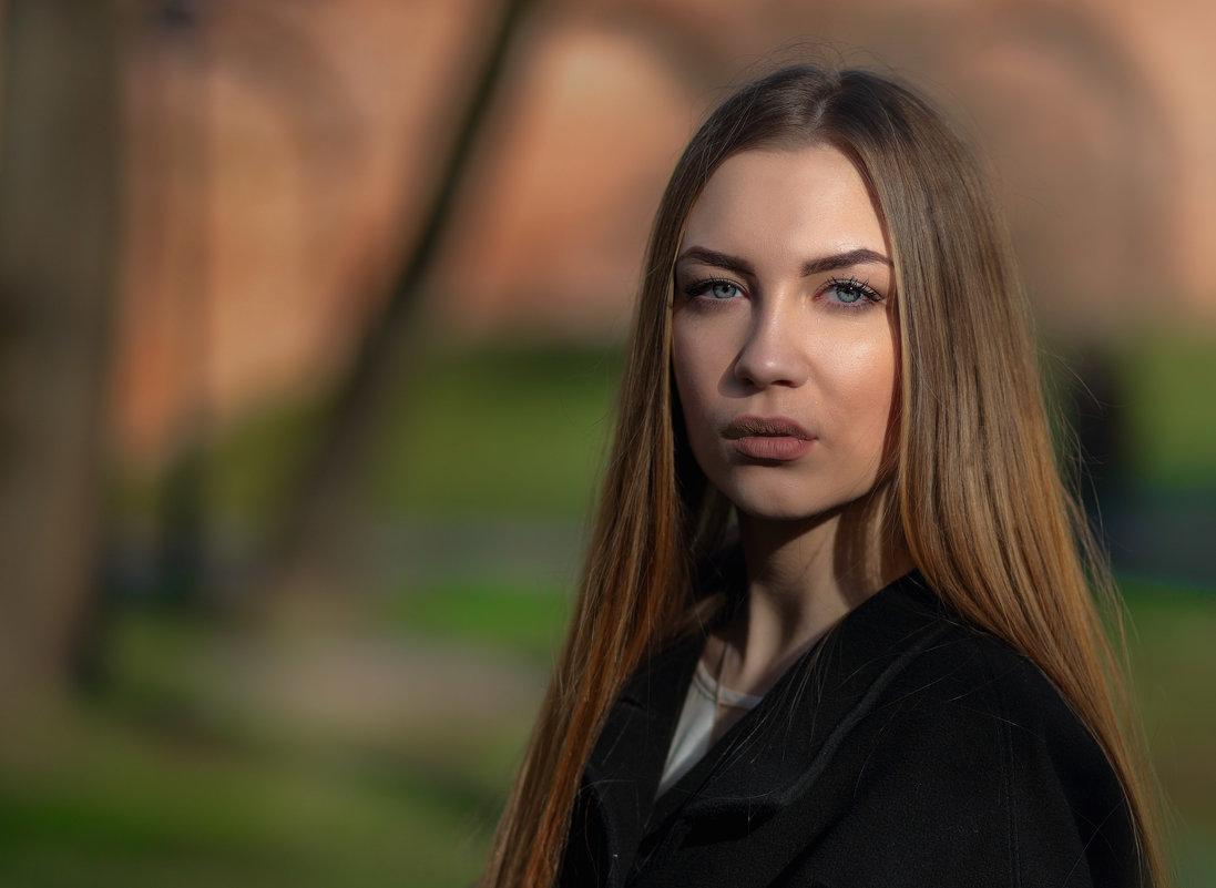 вечерний портрет - Евгений Никифоров