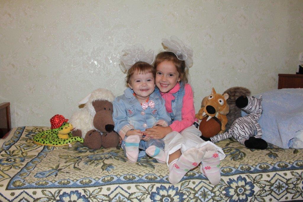 Мы с сестрёнкой - Михаил Костоломов