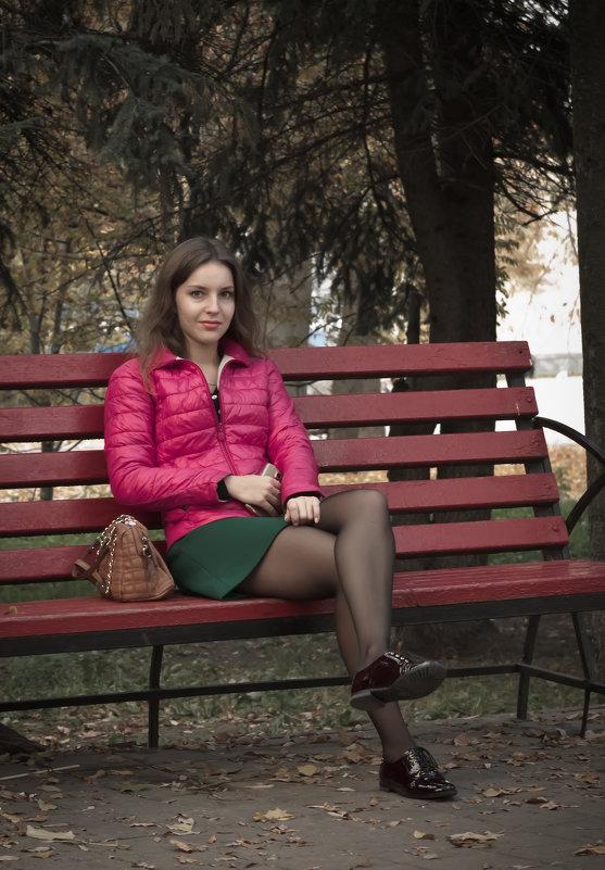 Незнакомка - Сергей Глянцев