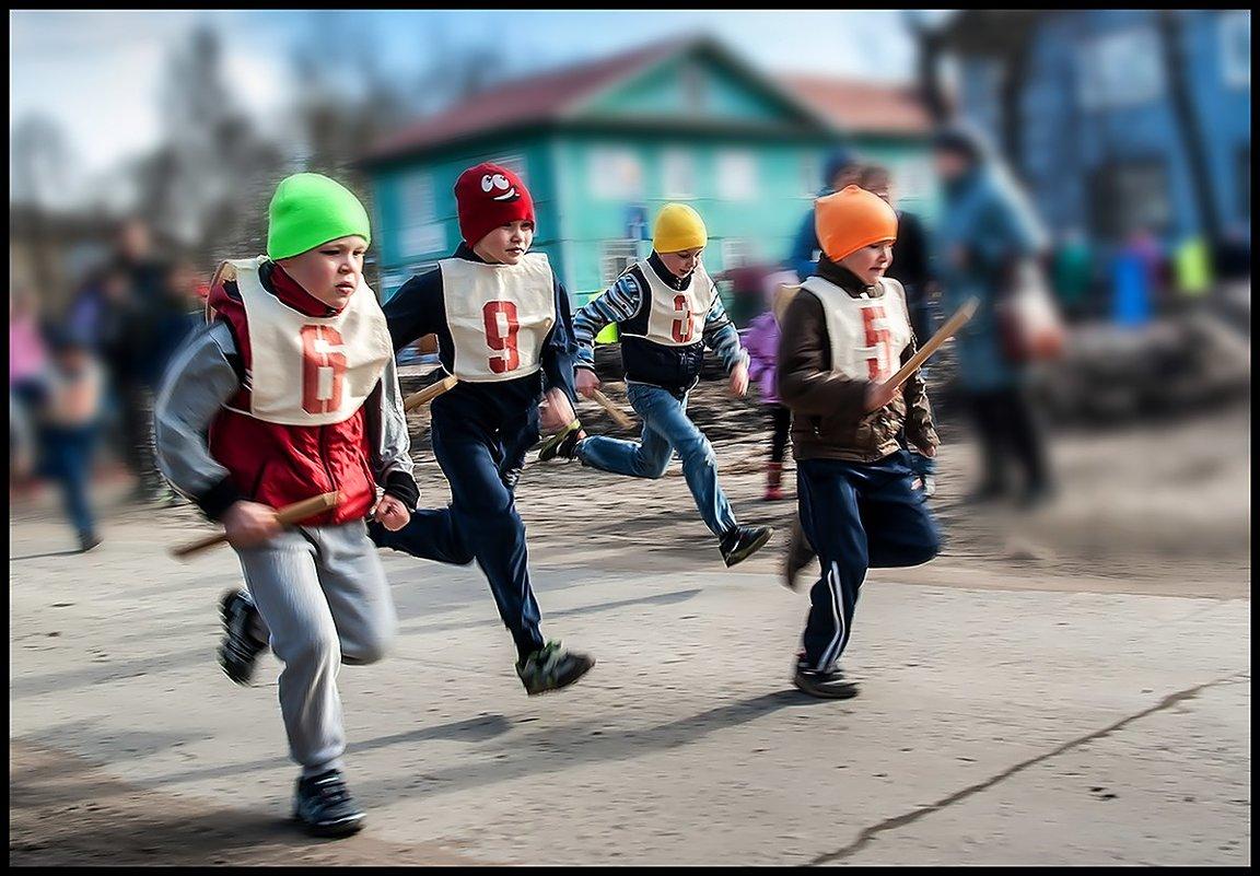 Эстафета 6 мая - Валентин Кузьмин