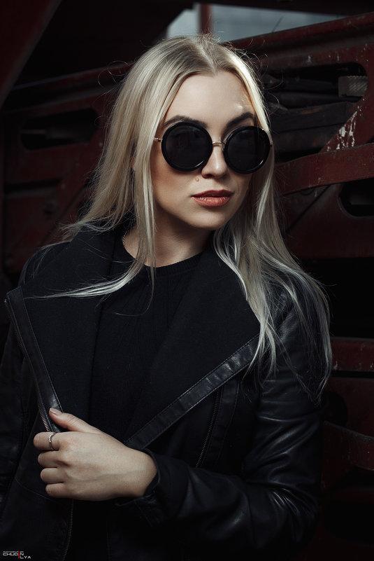 Оксана - ILYA CHUDIN