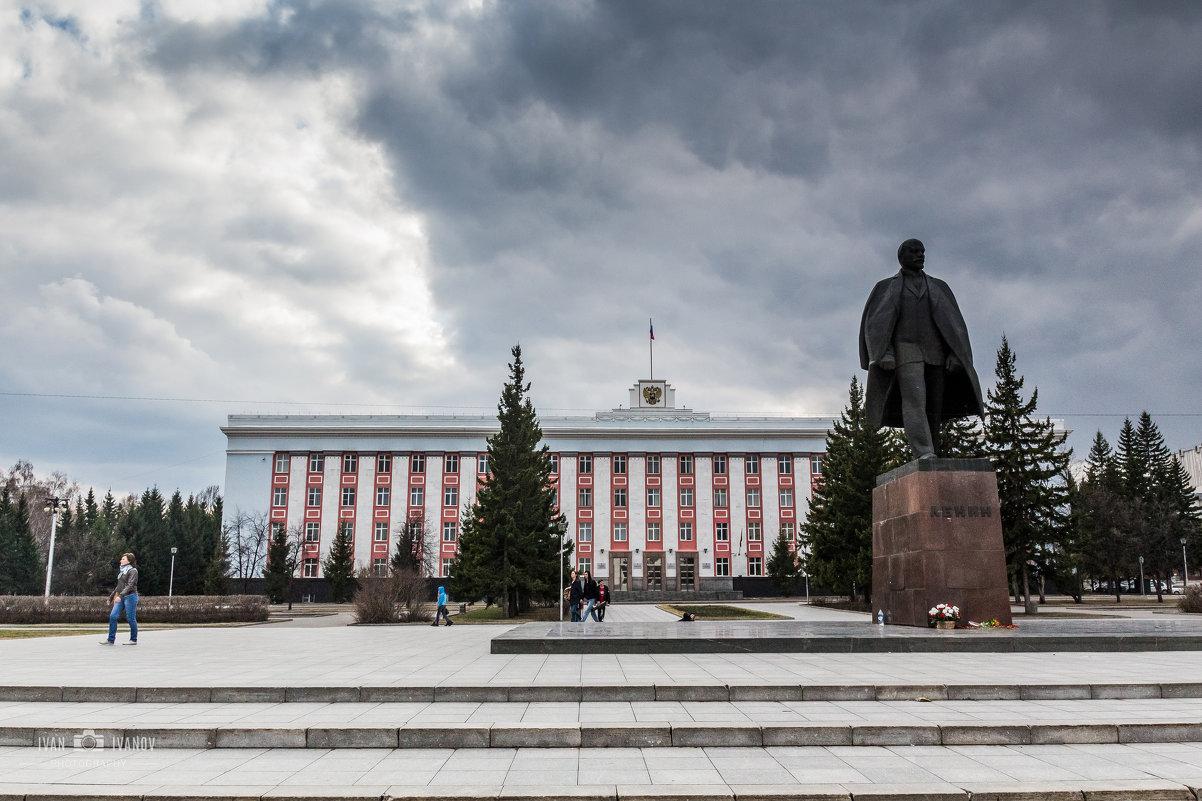 Площадь Ленина. Барнаул - Иван Иванов