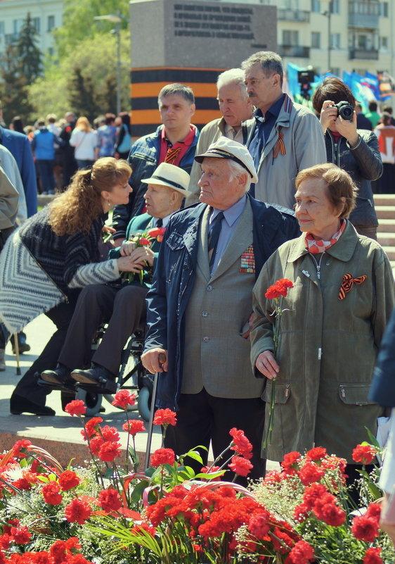 Здоровья и долгих лет жизни,наши ветераны! - Ирина ***