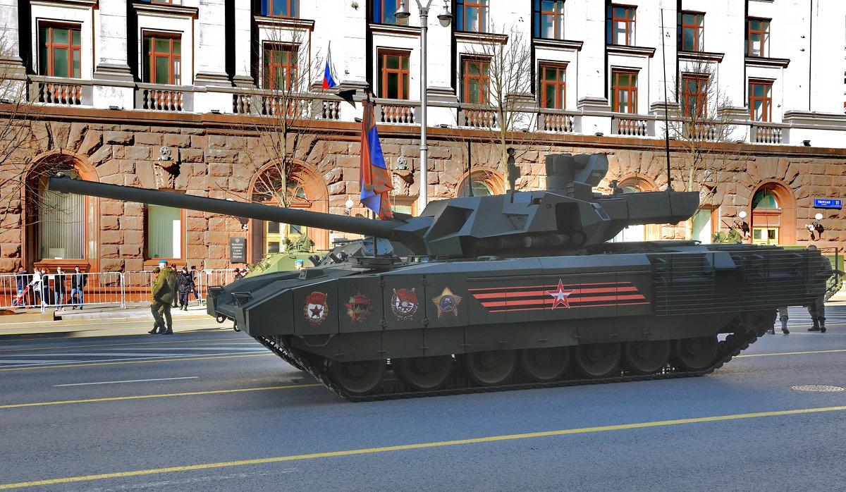 Парад Победы - Алексей Михалев