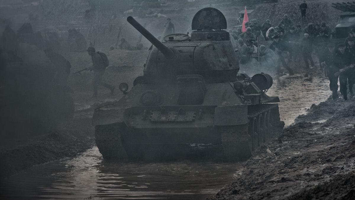 72 годовщина Великой Победы - Борис Гольдберг
