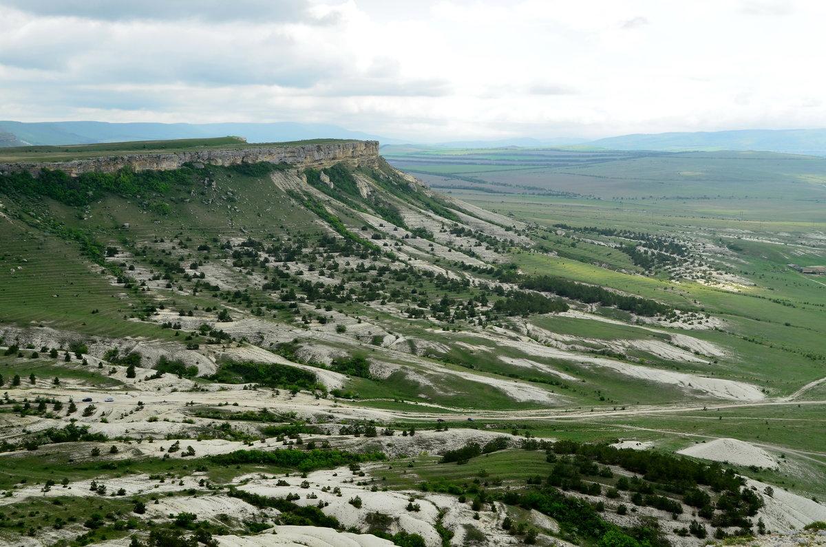 Волшебные склоны Белой скалы (Ак-Кая) - Ольга Голубева