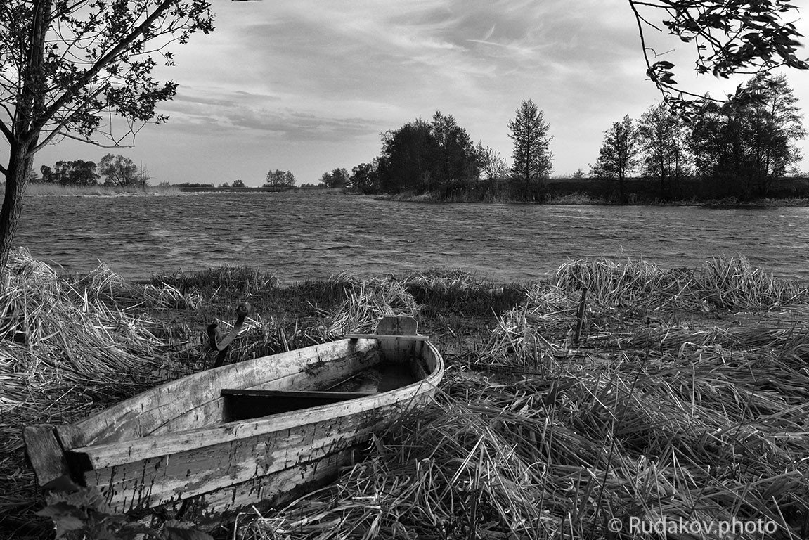 Старая лодка - Сергей