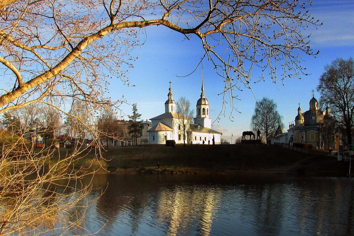 Храм Александра Невского в Вологде - irina