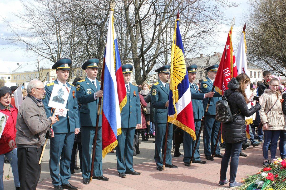 в день победы - Сергей Кочнев