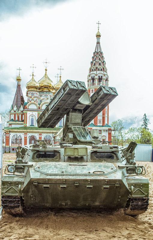 Не только Бог хранит Святую Русь! - Sergey Polovnikov
