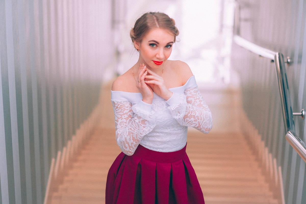 девушка - Александр Байков