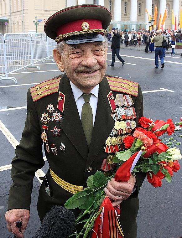 Фронтовик. - Николай Кондаков