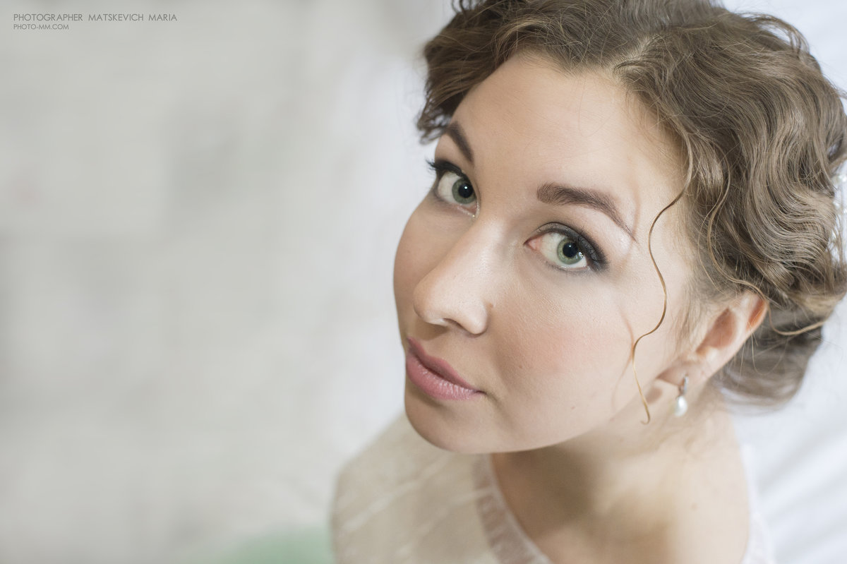 Невеста - Мария Мацкевич