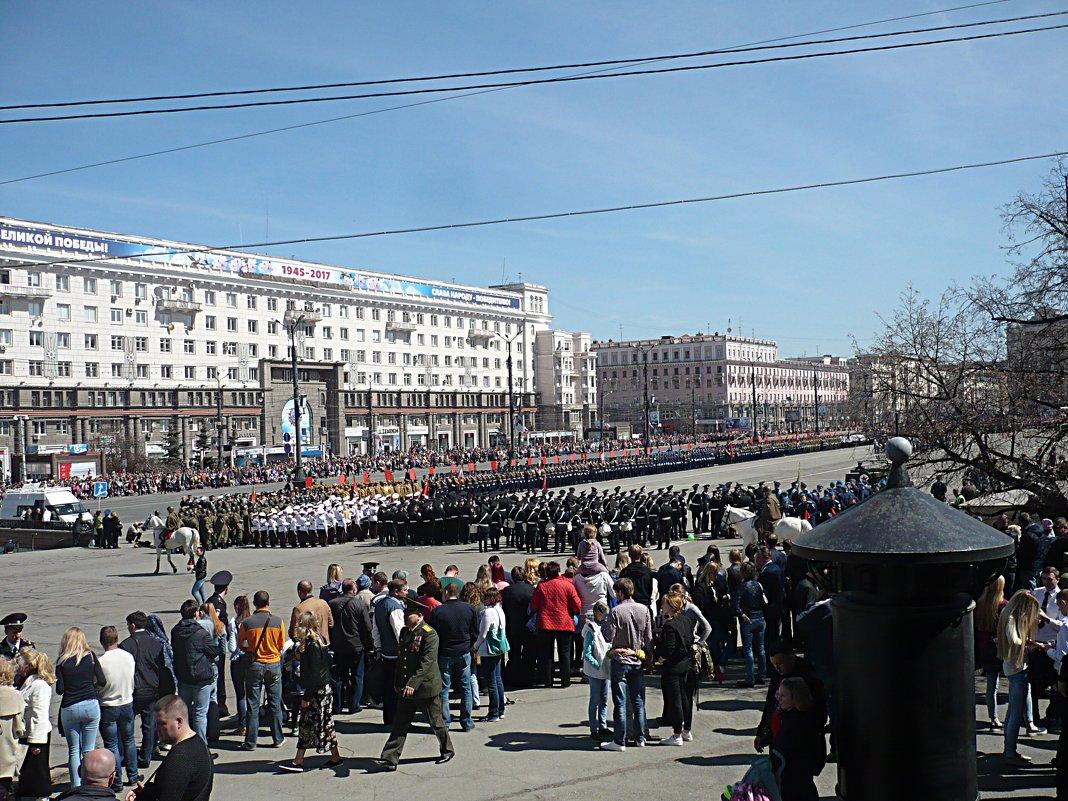 9 мая 2017г. в Челябинске - натальябонд бондаренко