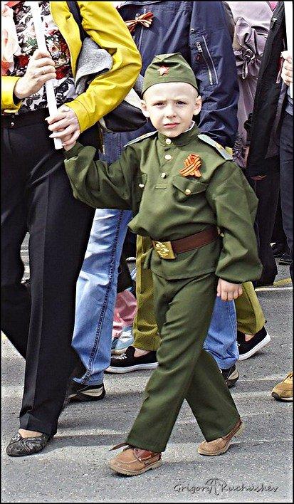 Этот день мальчишка запомнит! - Григорий Кучушев