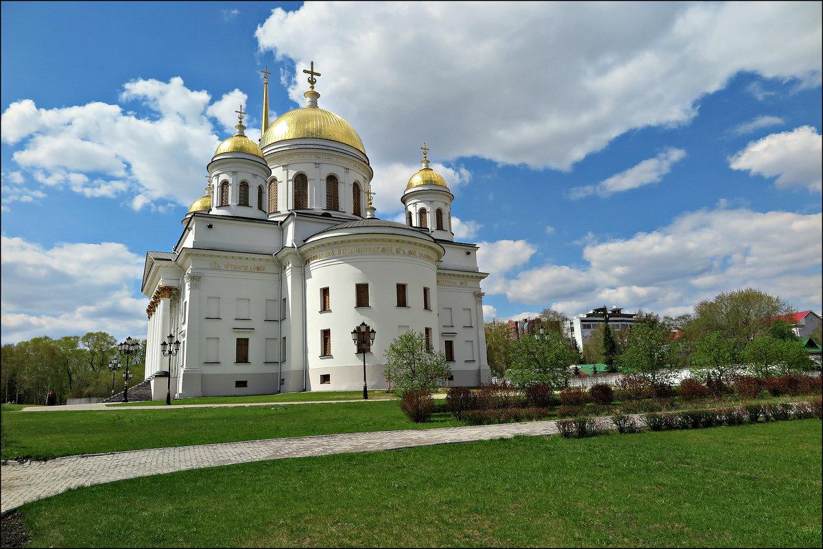 Собор Александра Невского в Екатеринбурге - Leonid Rutov