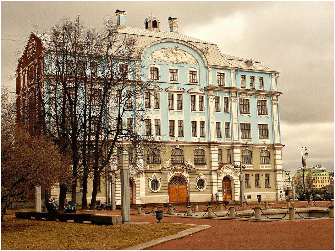 Петровская набережная - Galina Belugina