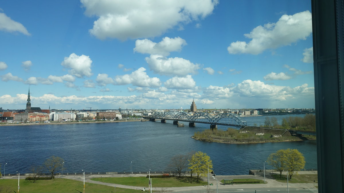 Панорама города Риги - imants_leopolds žīgurs