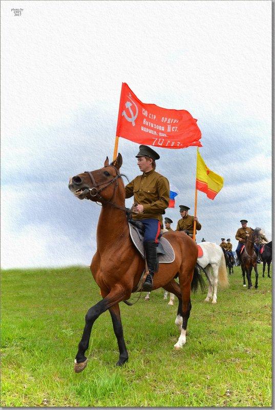 День победы над Немецко фашистскими захватчиками в ВОВ 1941-1945 гг. - Юрий Ефимов