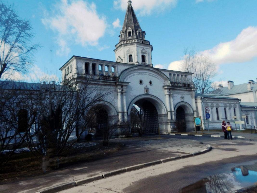 ИЗМАЙЛОВО усадьба дома Романовых - Павел Нарышкин