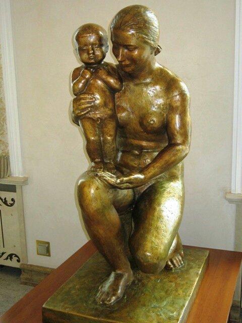 Материнство - Дмитрий Никитин